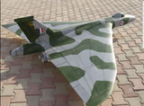 "For Sale | Scratch built 98"" span Avro Vulcan"