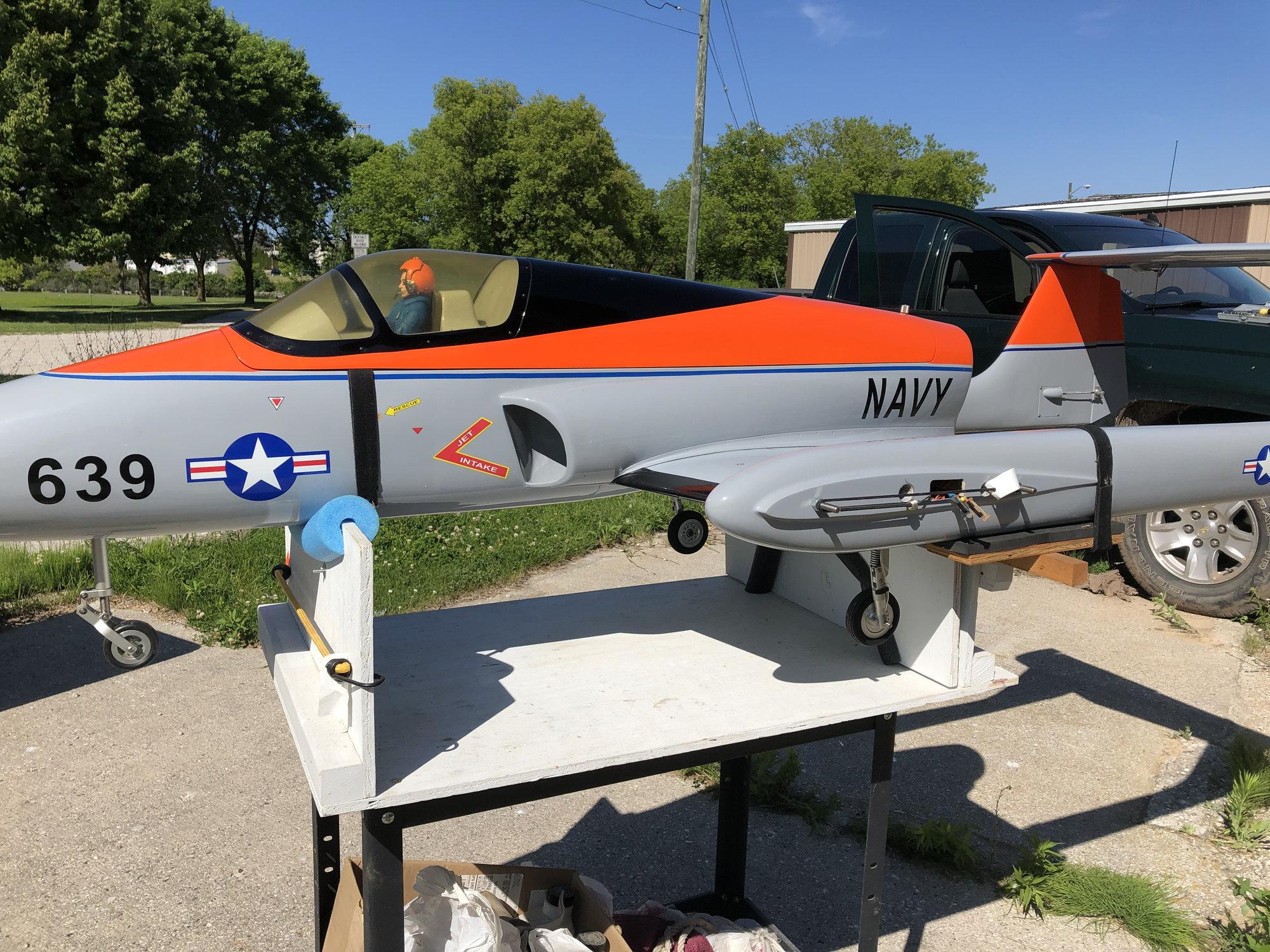 KMP OV-10 project 94.5 wingspan - RCU Forums