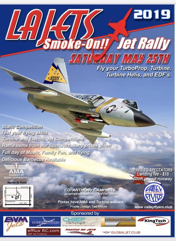 2019 Jet Events [USA ONLY] - RCU Forums