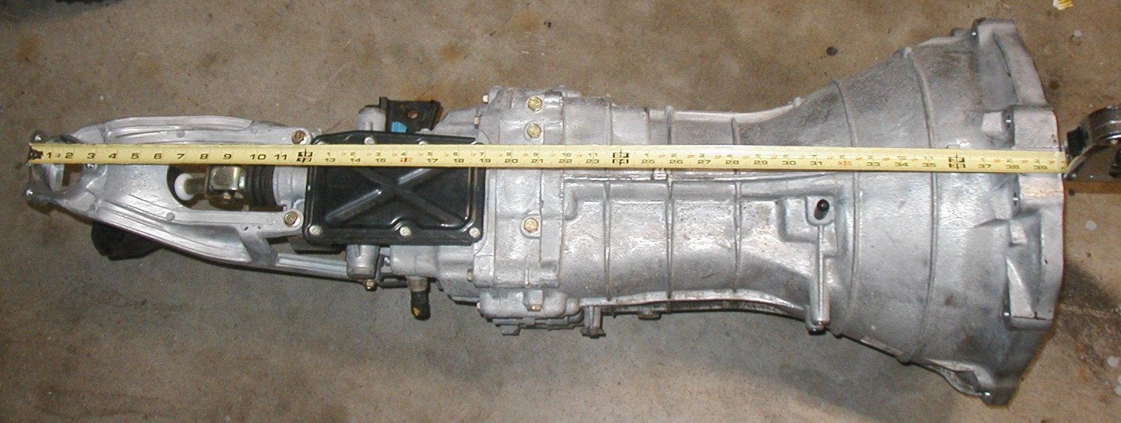1jz gearbox options - RX7Club com - Mazda RX7 Forum