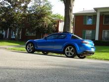 2004 Winning blue