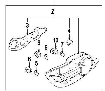 2000 Mazda Mpv Wiring Diagram