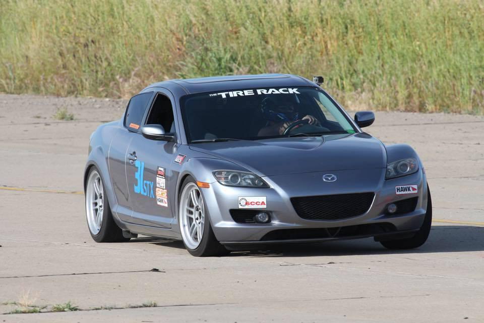 MEGAN Race Spec Front Upper Strut Tower Bar Brace for RX8 RX-8 04-11 SE3P