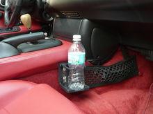 Custom bottle holder