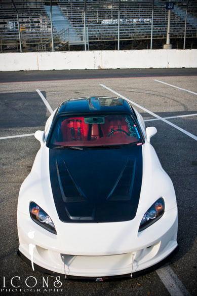CA 2002 Champ White / Top Fuel Turbo S2000 For Sale - S2KI ...