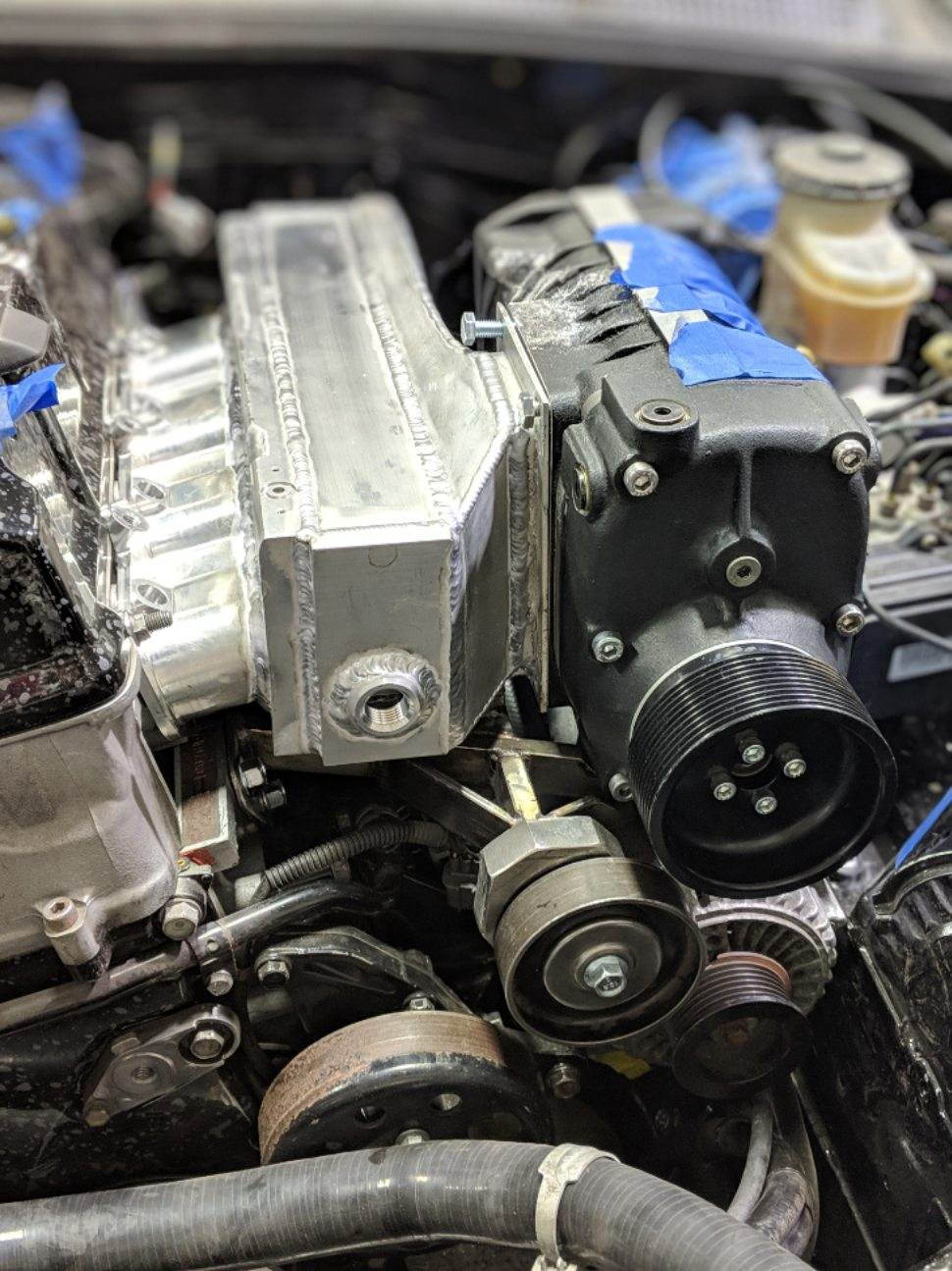 Whipple Supercharger S2000 Kit - S2KI Honda S2000 Forums
