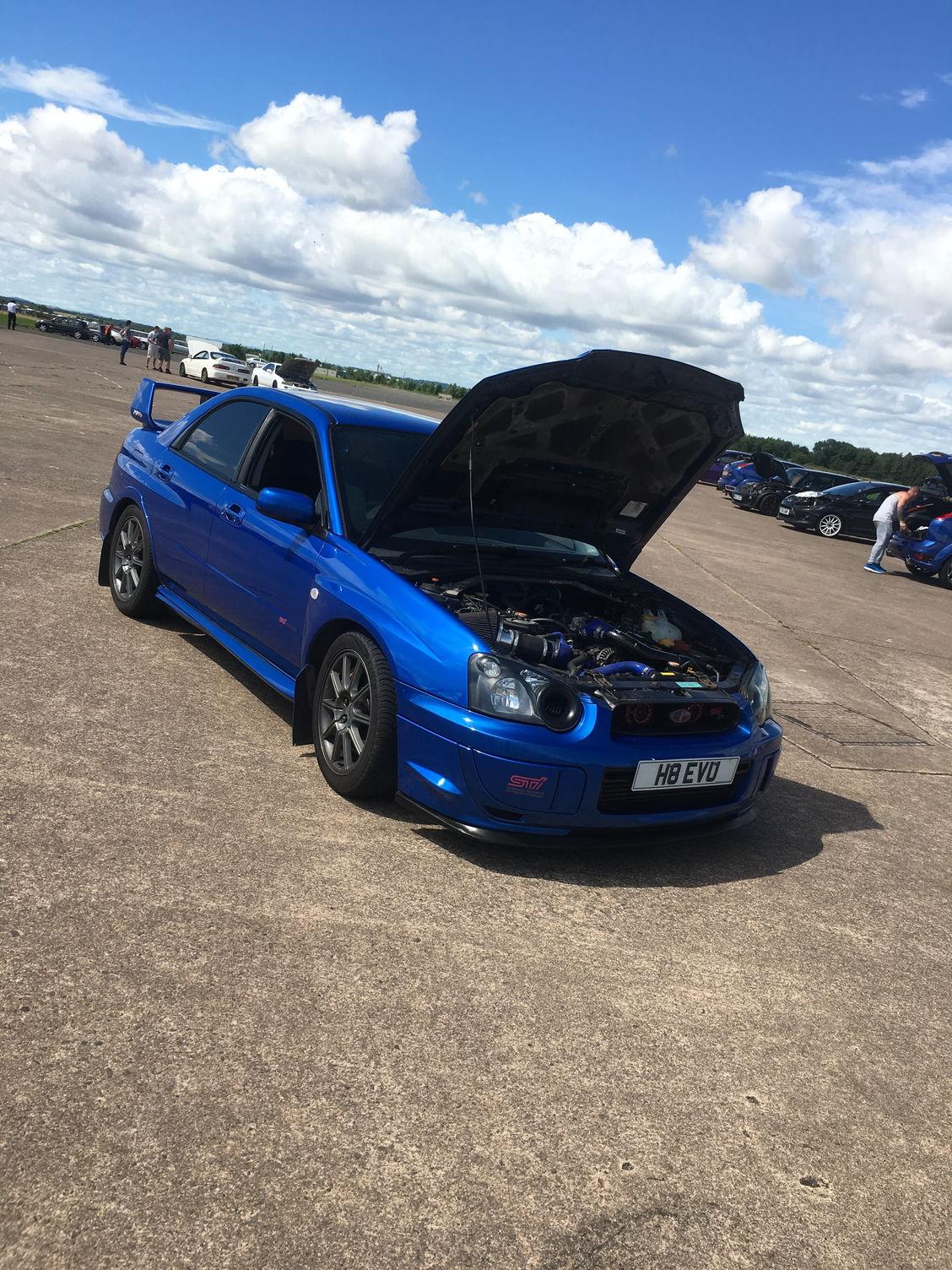 Impreza Sti Widetrack 450bhp Scoobynet Com Subaru