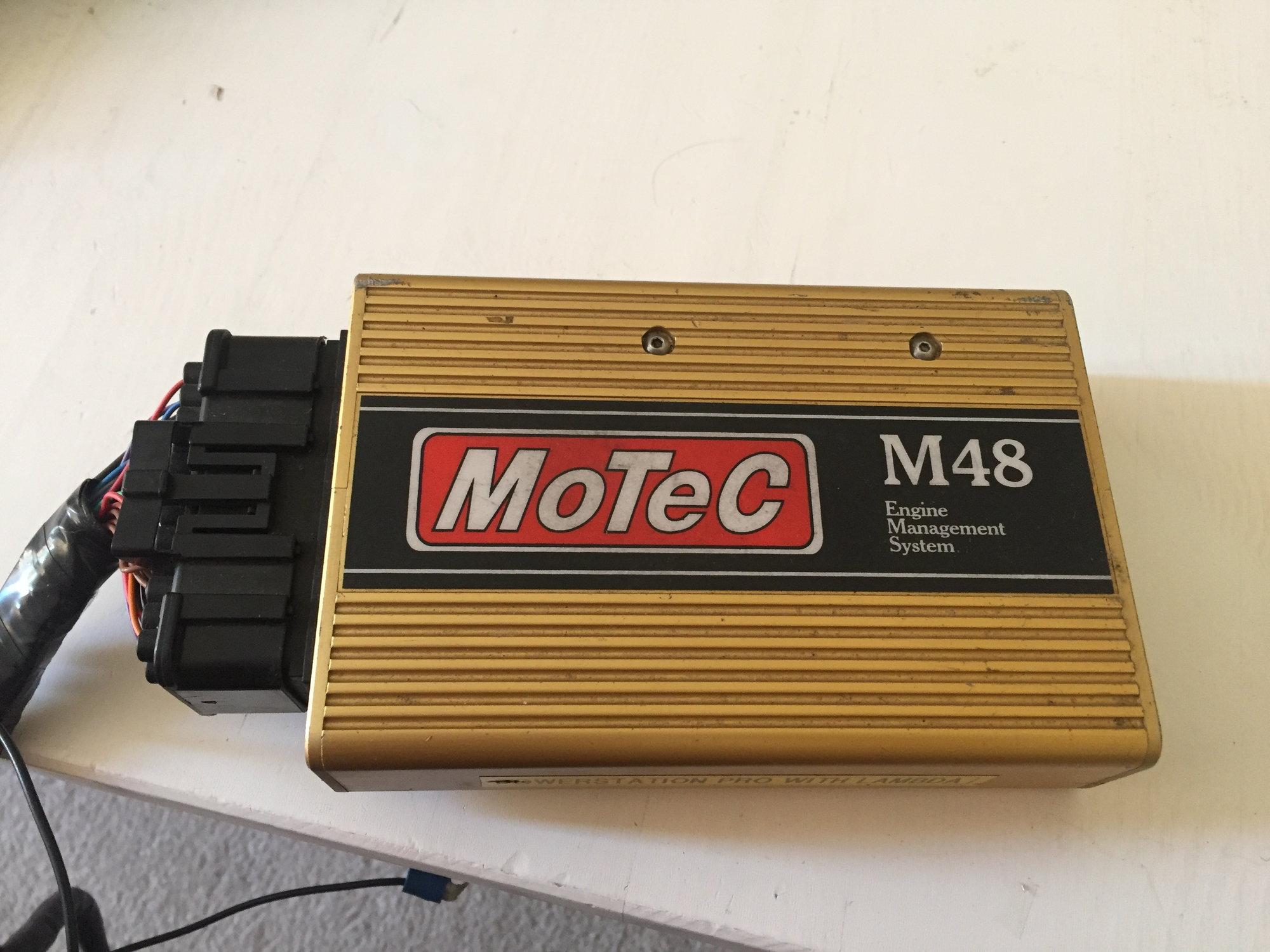 Motec m48 pro ecu - ScoobyNet com - Subaru Enthusiast Forum