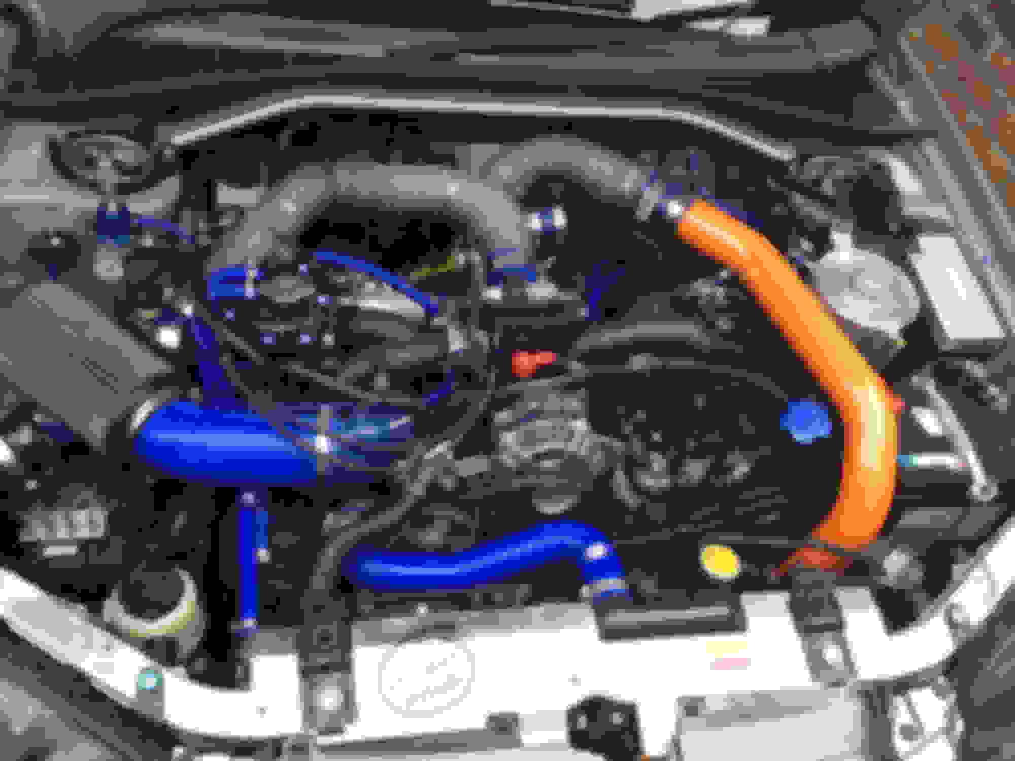 Clutch fork loose suddenly - how? - ScoobyNet com - Subaru