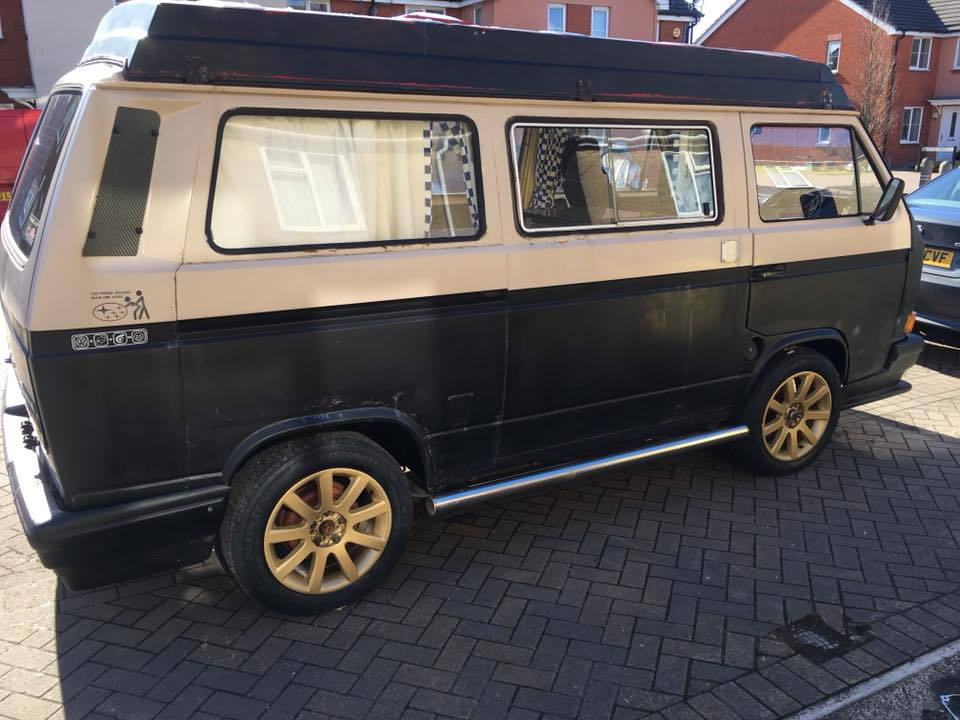 Volkswagen T25 Scooby powered camper - Page 2 - ScoobyNet com