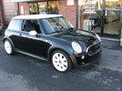 My 2003 MINI Cooper S