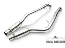 Fi Exhaust for BMW F85 X5M – Front Pipe