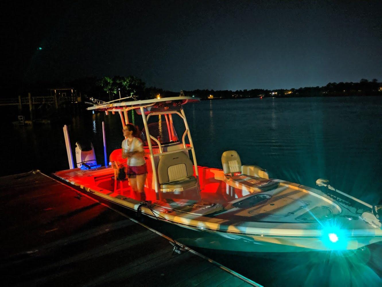 Best 24' Family/Fishing Bay Boat