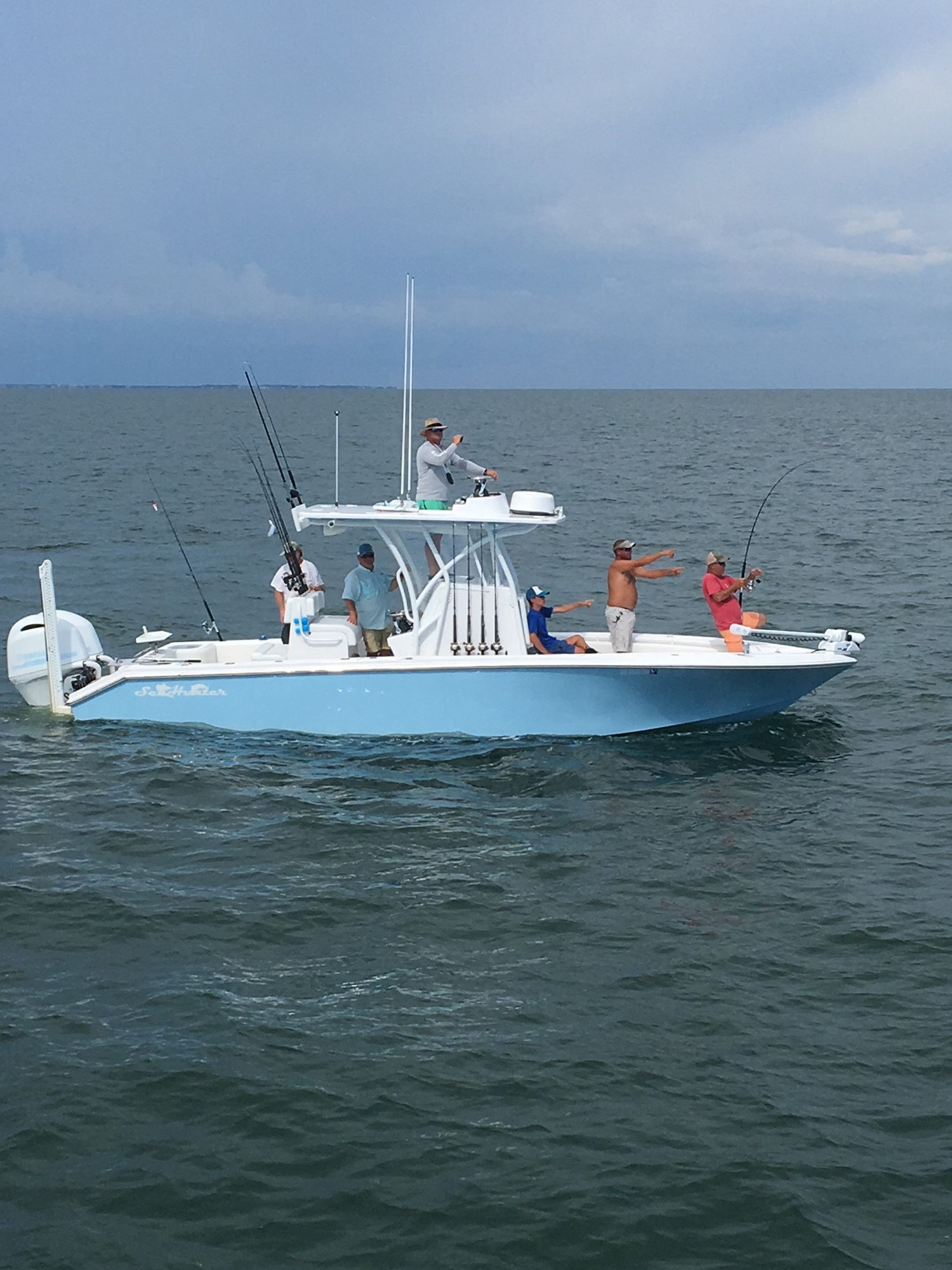 Rigid Light Bar >> 2017 28' Seahunter Floridian - The Hull Truth - Boating and Fishing Forum