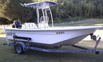 2007 Carolina Skiff 198DLV