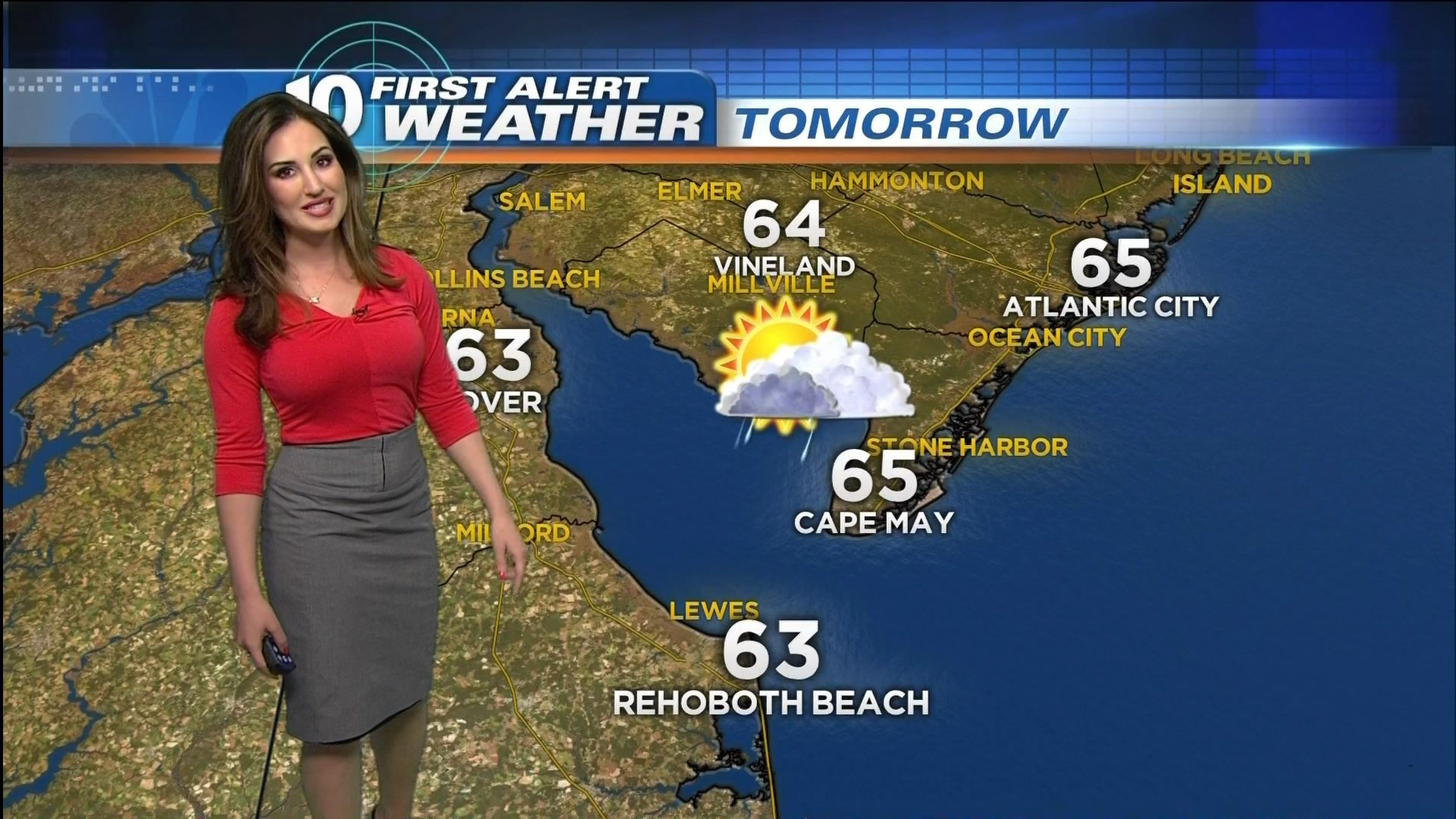 Hottest Weather Girl Reveals All