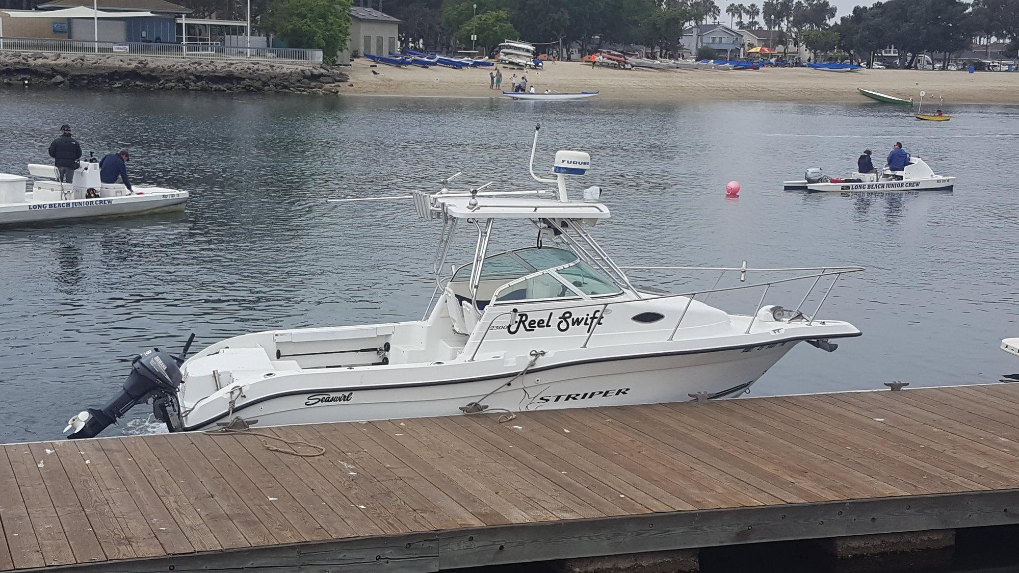 Volvo Thousand Oaks >> 2000 Seaswirl Striper 2300 Walkaround repower 2014 - The Hull Truth - Boating and Fishing Forum