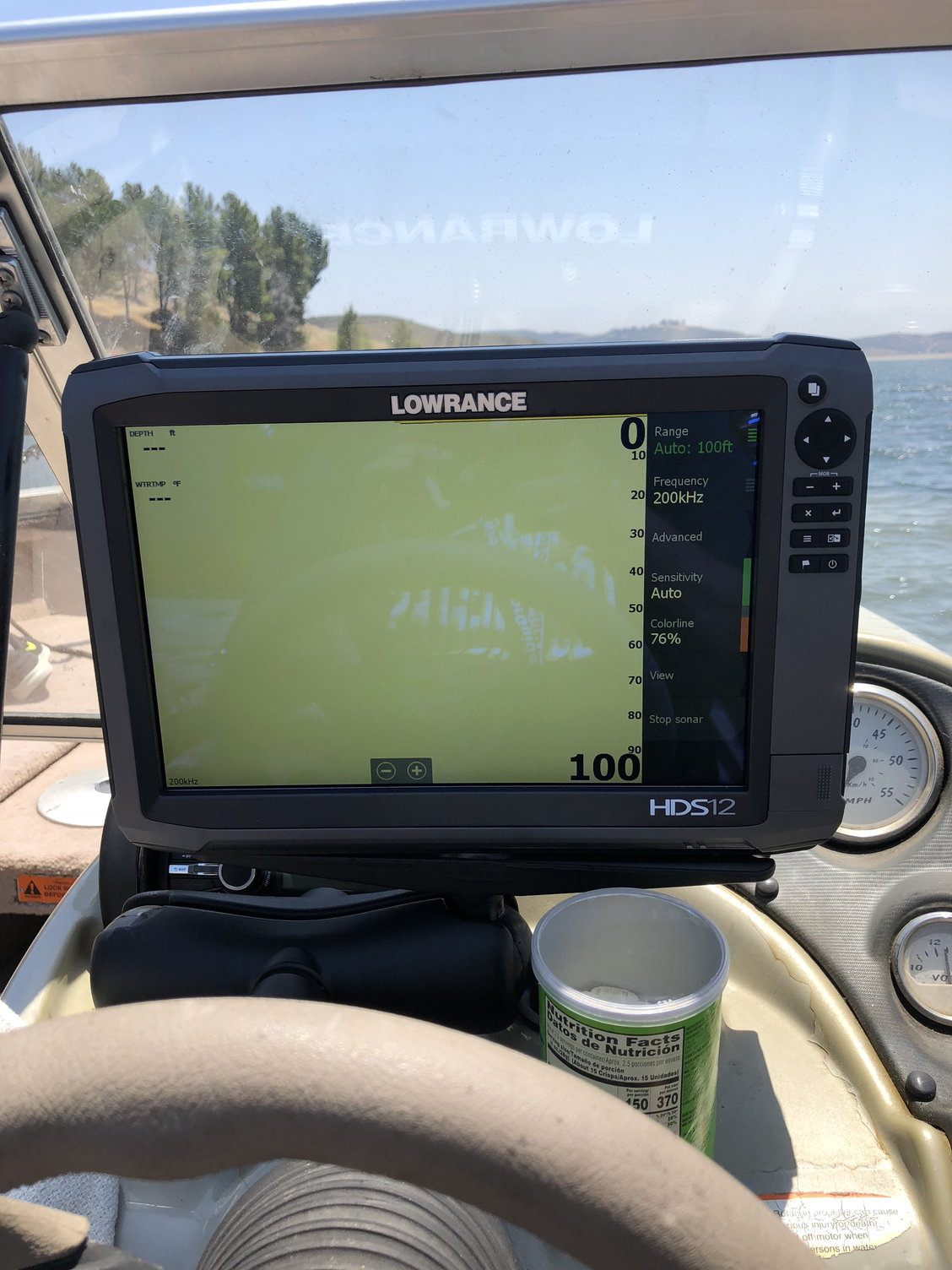 Lowrance HDS 12 gen 3 sonar ssues - The Hull Truth - Boating and