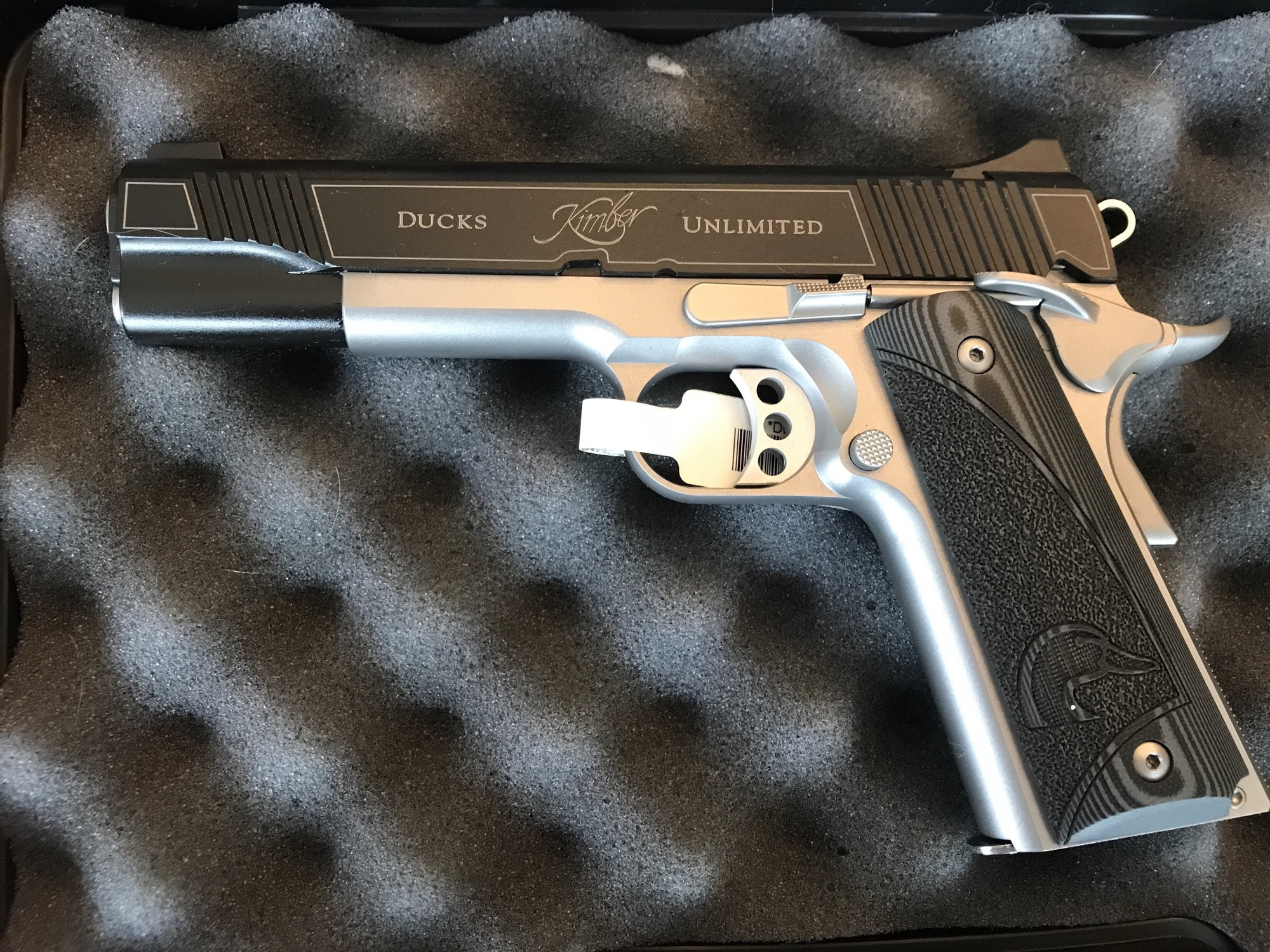 Won a Kimber 1911  45 - The Hull Truth - Boating and Fishing Forum