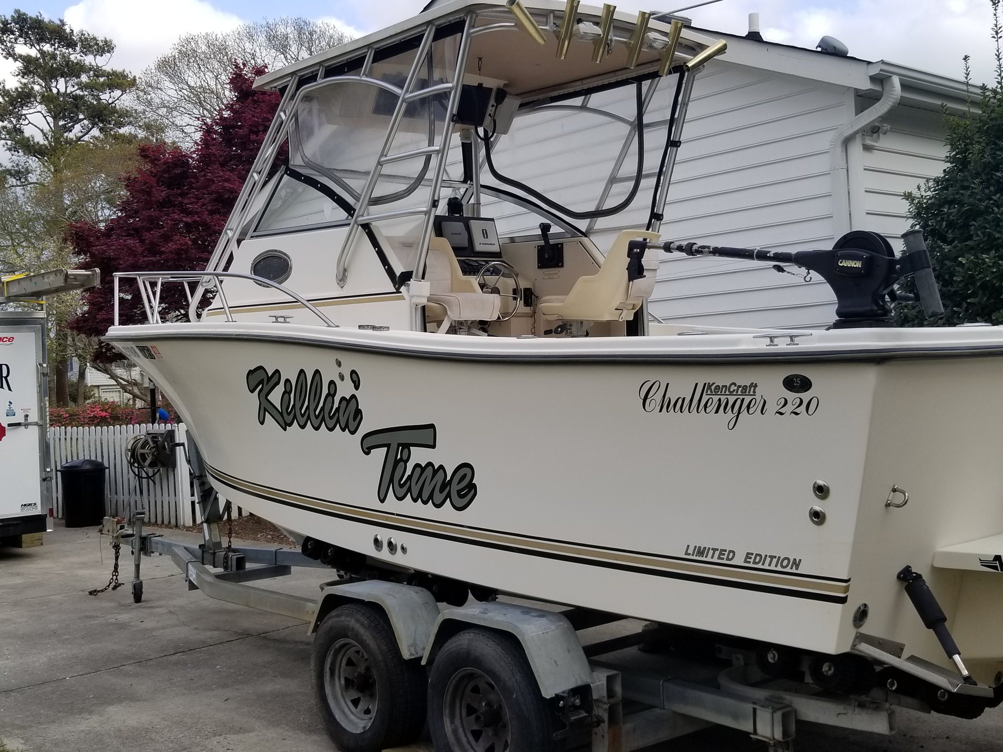 WTB: 220 Kencraft - The Hull Truth - Boating and Fishing Forum