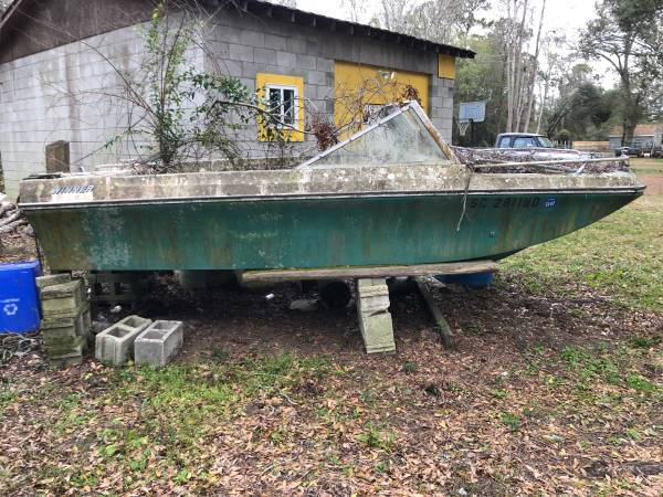 Free boat on Craigslist - The Hull Truth - Boating and ...