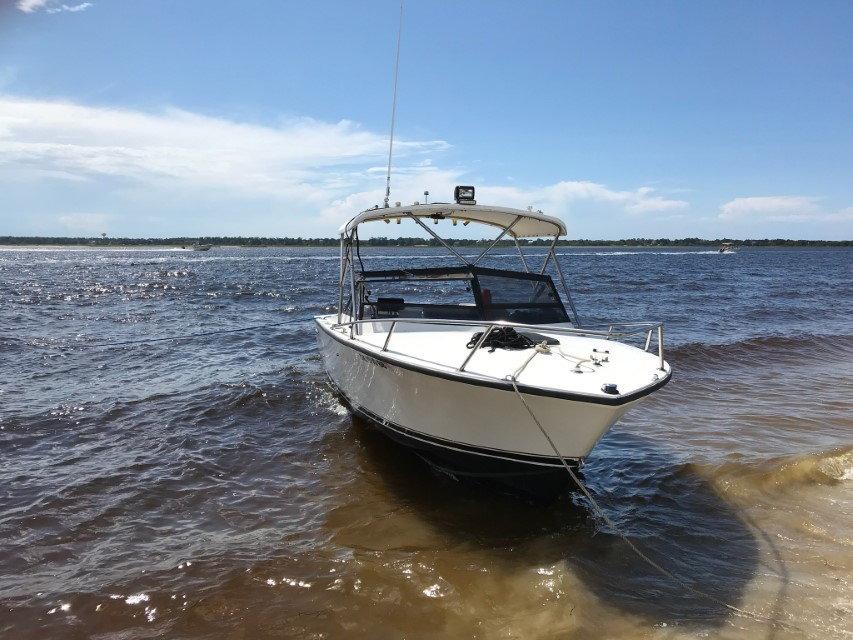 Dual MD SeaStar Boat Back Mount Rack No-Feedback Helm Steering SH5230P Single