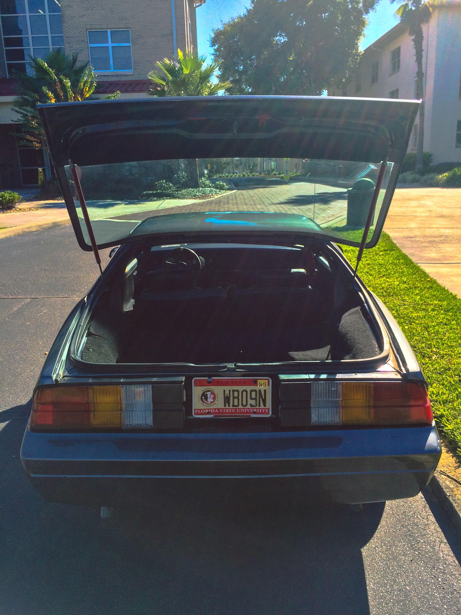 Florida 1985 Camaro 350 V8 Custom Build Third Generation