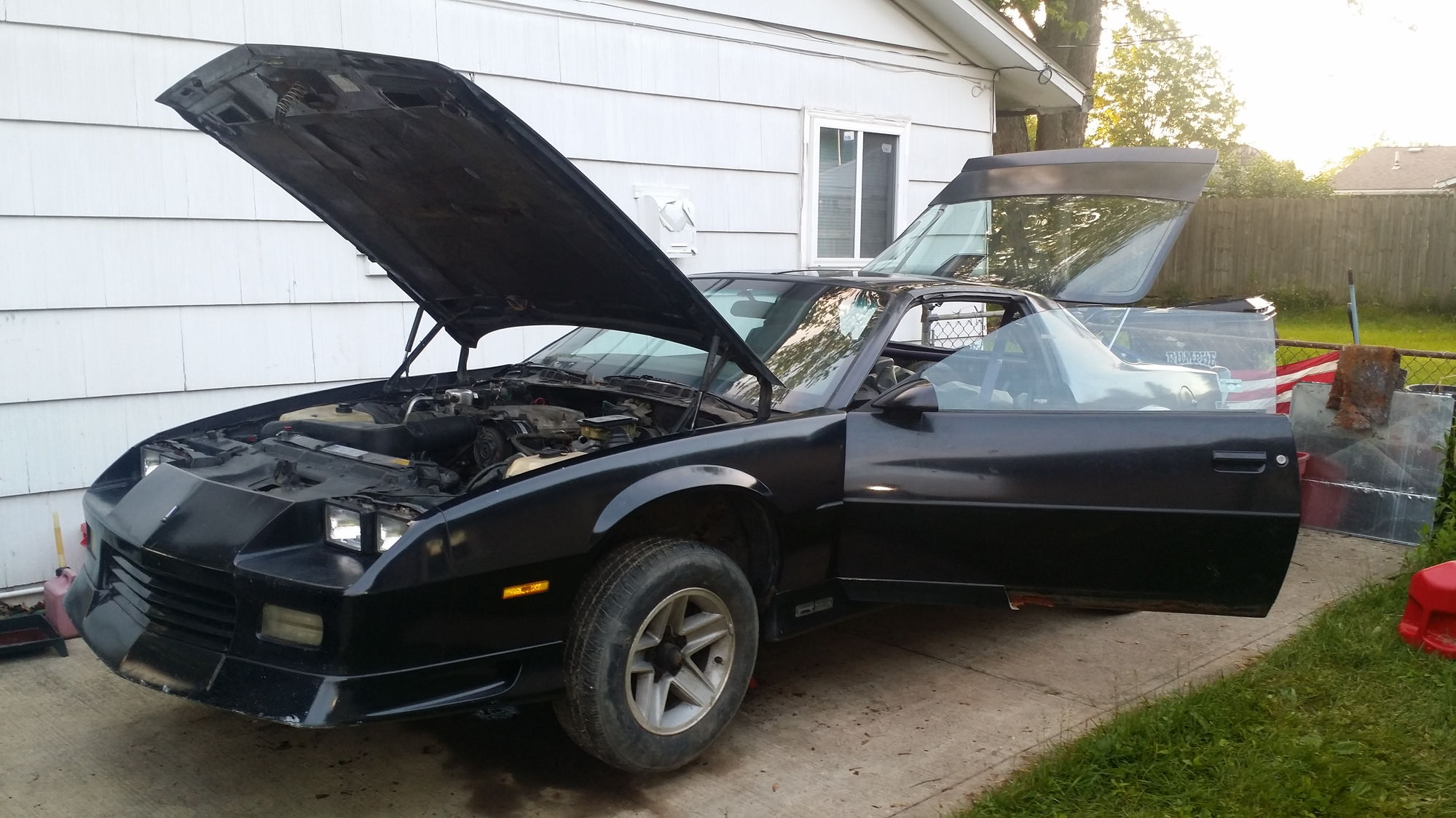 Fuel Pump Relais Starting Problems With 92 Firebird V6 Third 1986 Camaro Steering Column Wiring Diagram Generation F For Sale I Have A Running 31l Numbers Matching Thirdgen This 1992 Rs Is 25th Anniversary Edition Commemorating The Final Year Of Most
