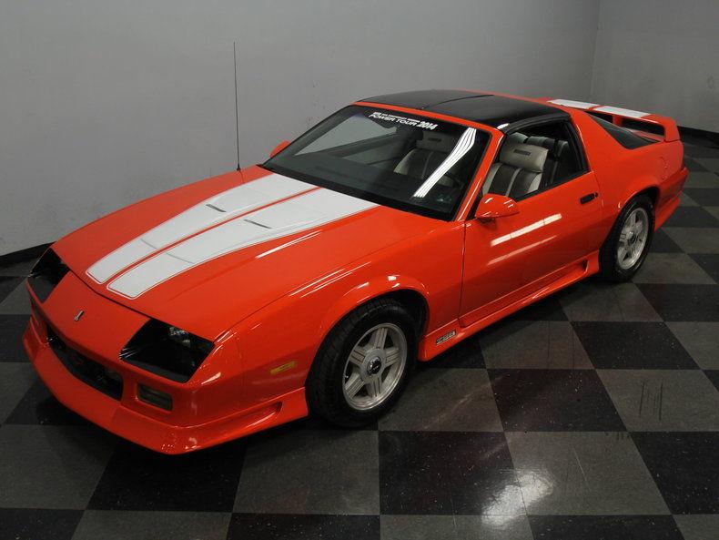 Connecticut Sold 1991 92 Z28 Camaro Resto Mod Pro