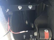 3 Gallon tank installation
