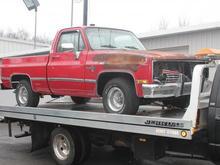 1985 Chevrolet C10 Rebuild