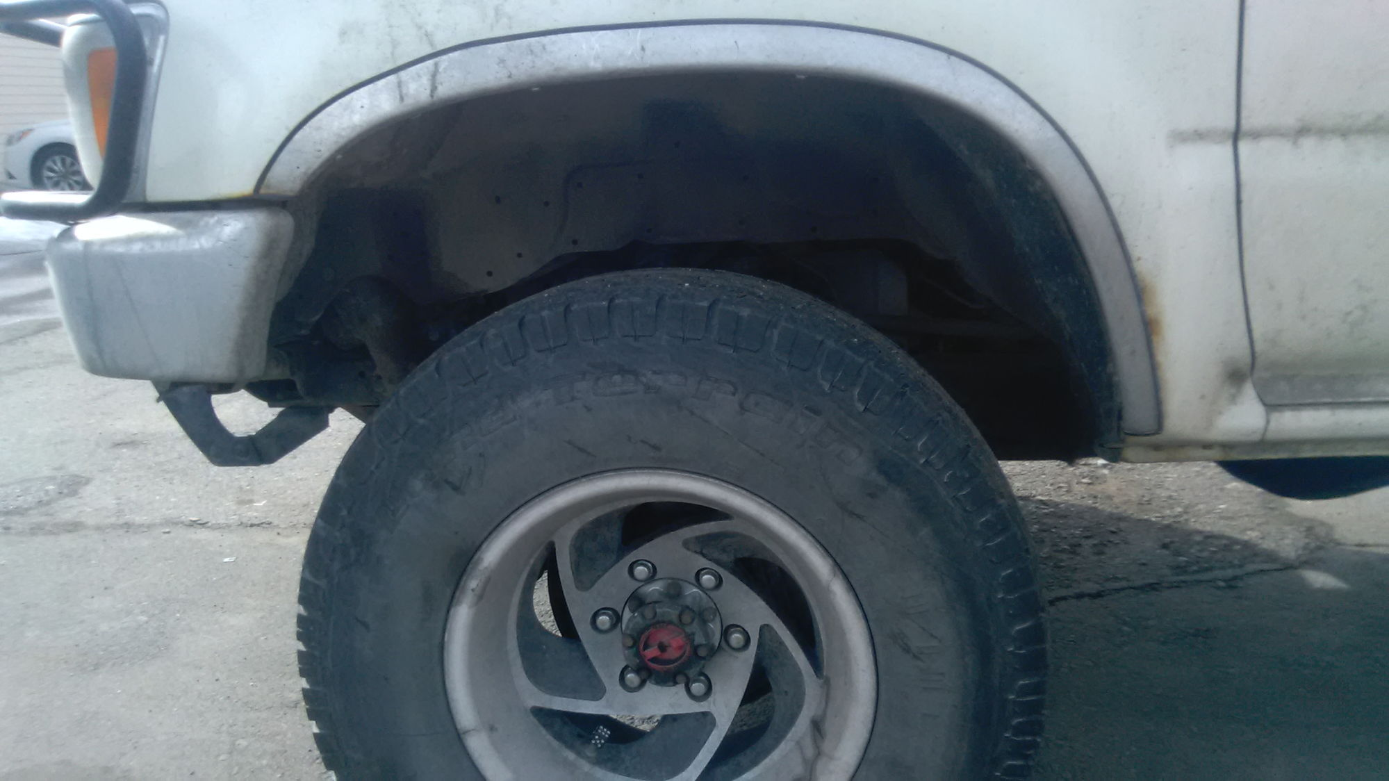 Help with advice on tires I m sure this is asked a lot YotaTech