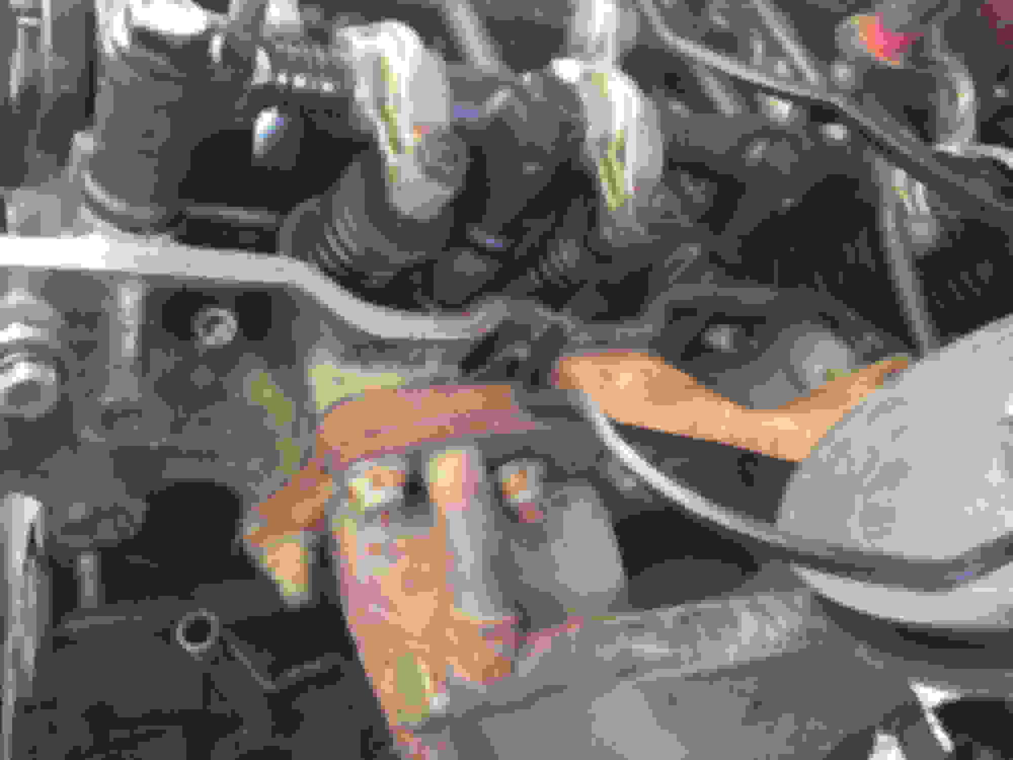 22r valve adjustment