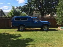 This is my first post. I bought this truck last week. It runs and drives. I'm happy so far.
