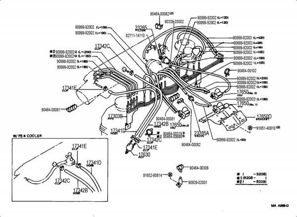 93 22re wiring diagram images pickup 22re engine diagram likewise toyota 4runner vacuum diagram wiring schematic
