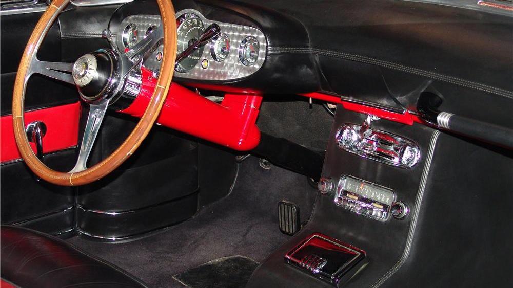 1954 DeSoto Adventurer II concept. Image: Barrett-Jackson