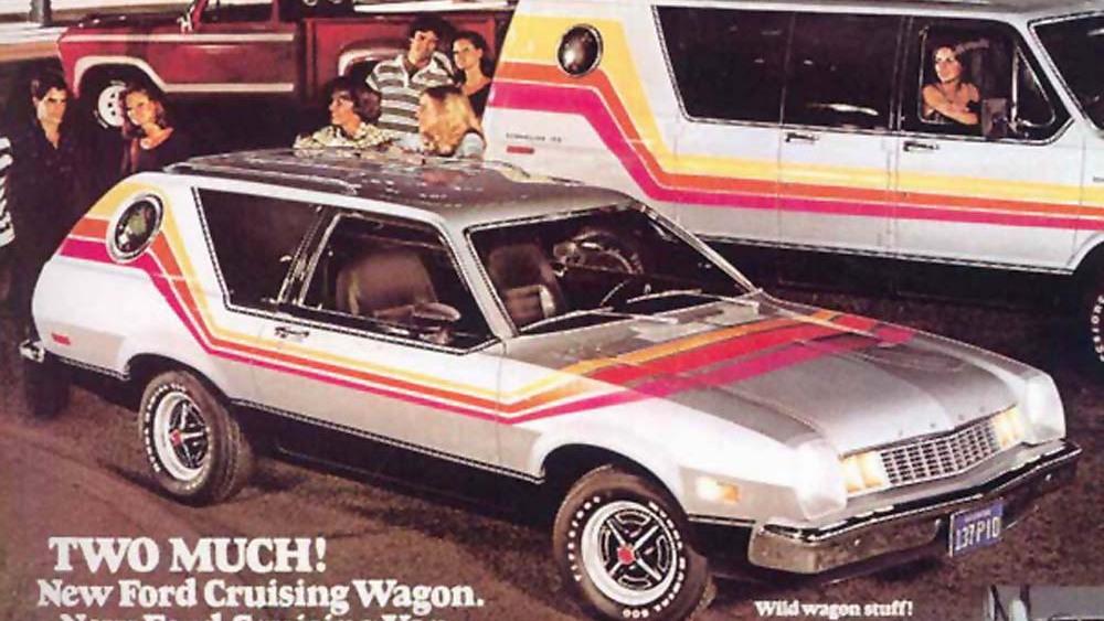 1978 Ford Pinto Cruising Wagon