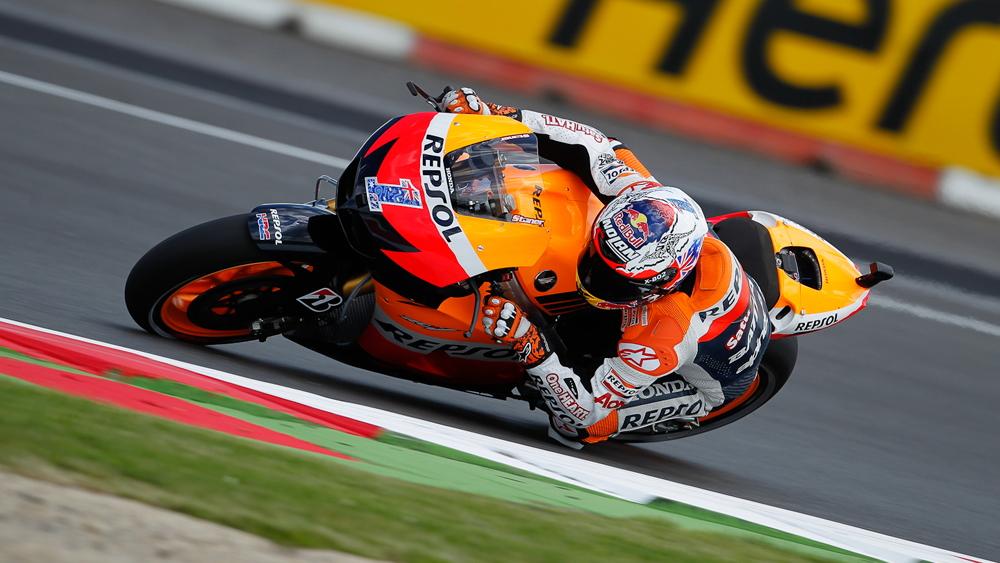 Casey Stoner - MotoGP photo