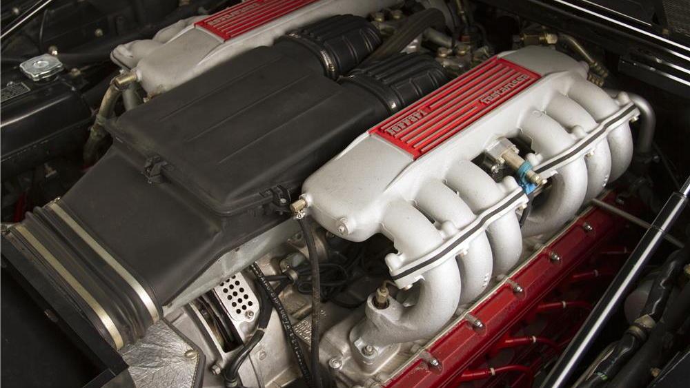 1986 Ferrari Testarossa Straman Spyder