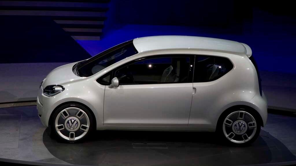 2007 Volkswagen UP! Concept, Frankfurt Auto Show