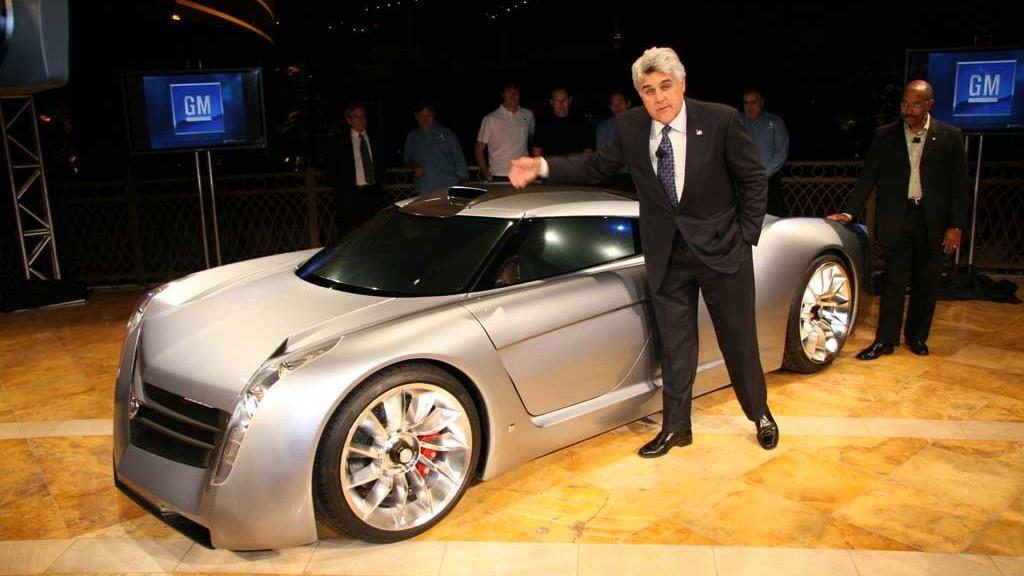 2006 GM Jay Leno EcoJet Concept