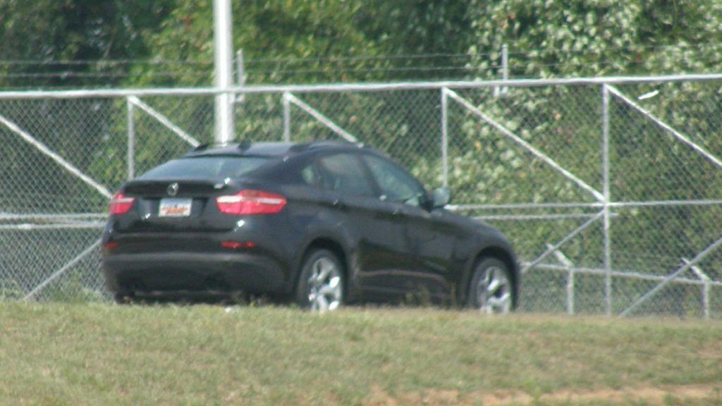 2010 BMW X6 M spy shots