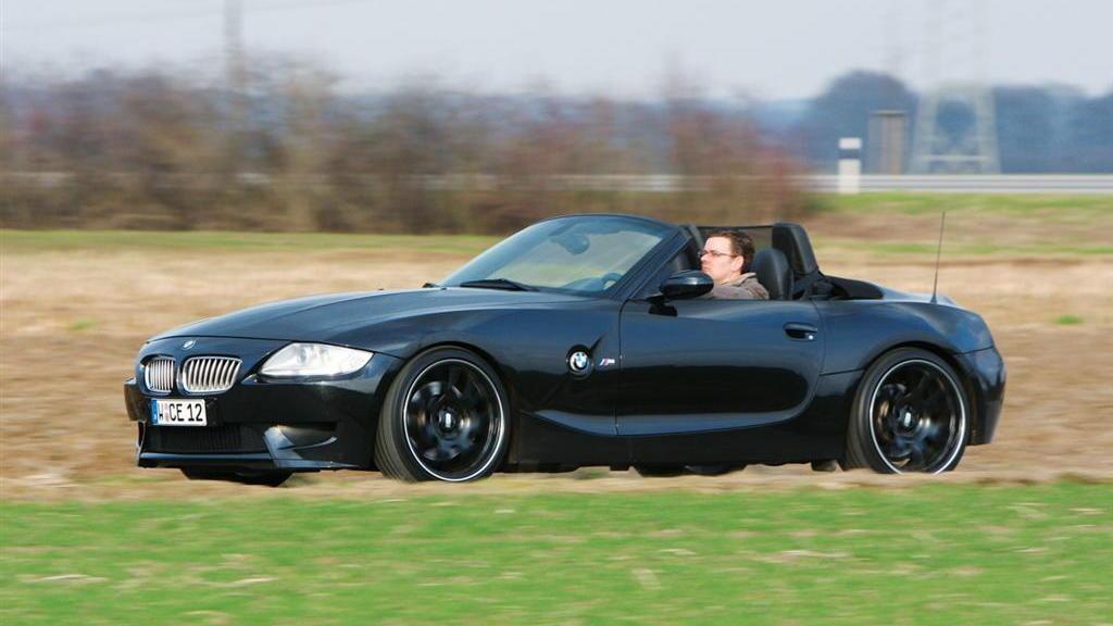 Manhart BMW Z4 M V-10