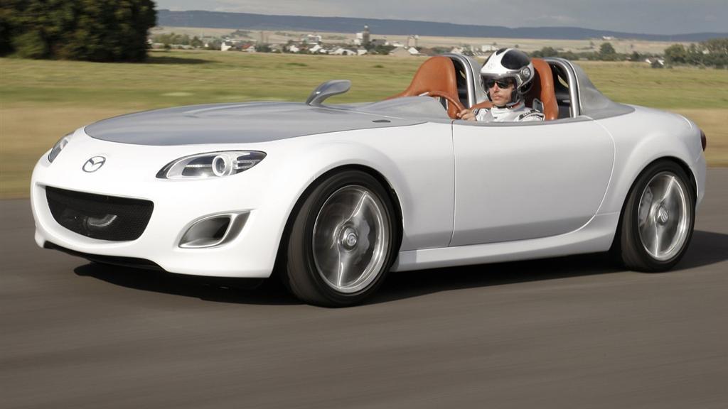 2009 Mazda MX-5 Superlight Concept