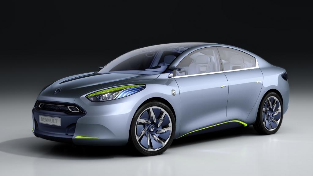 Renault EV Concepts