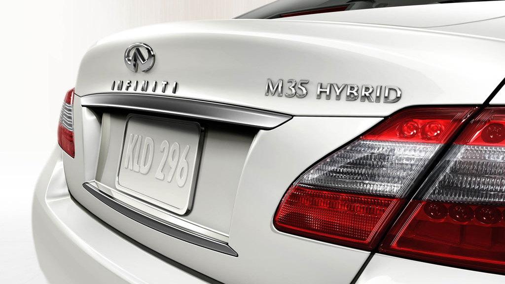 Infiniti M35 Hybrid