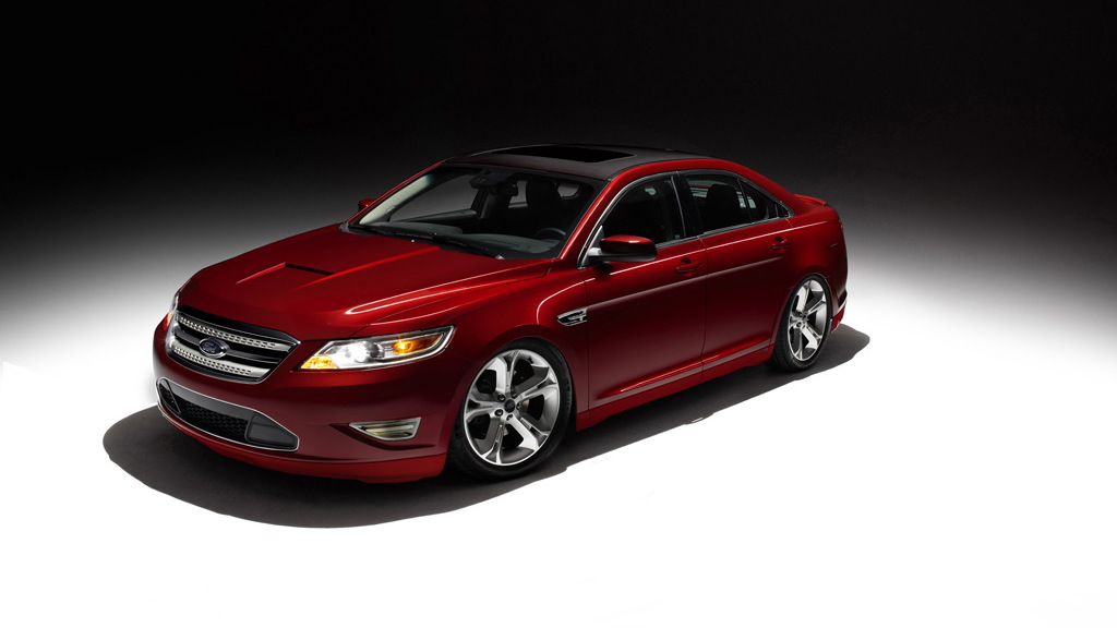 2010 Ford Taurus Best of SHO By MRT Direct