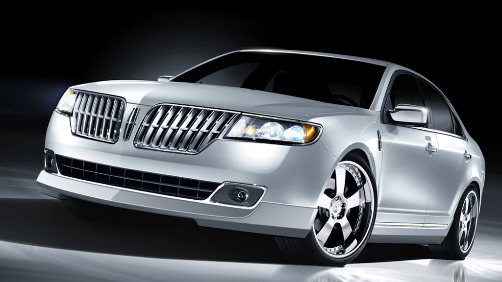 2010 Lincoln MKZ by 3dCarbon