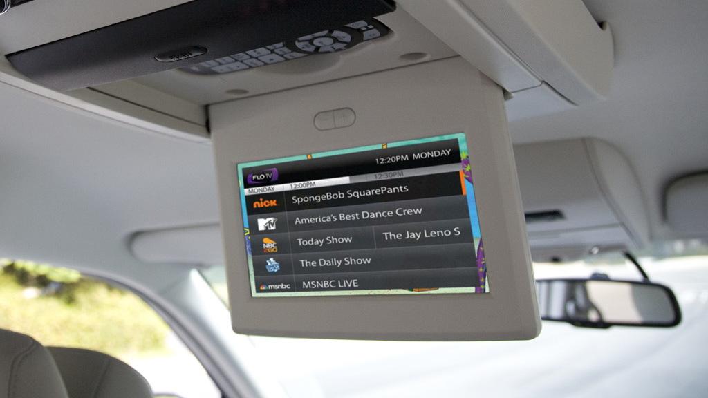 Chrysler FLO TV