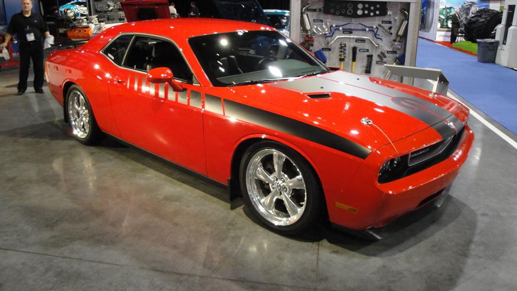 Mopar Edition Challenger